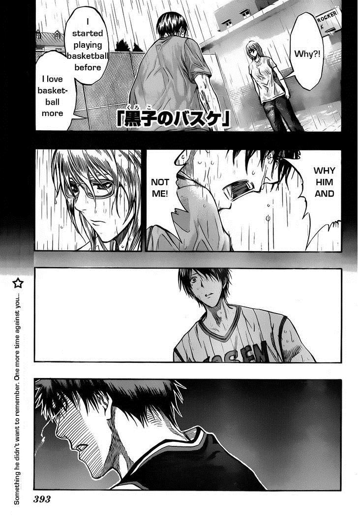 Kuroko no Basket Manga Chapter 165 - Image 01