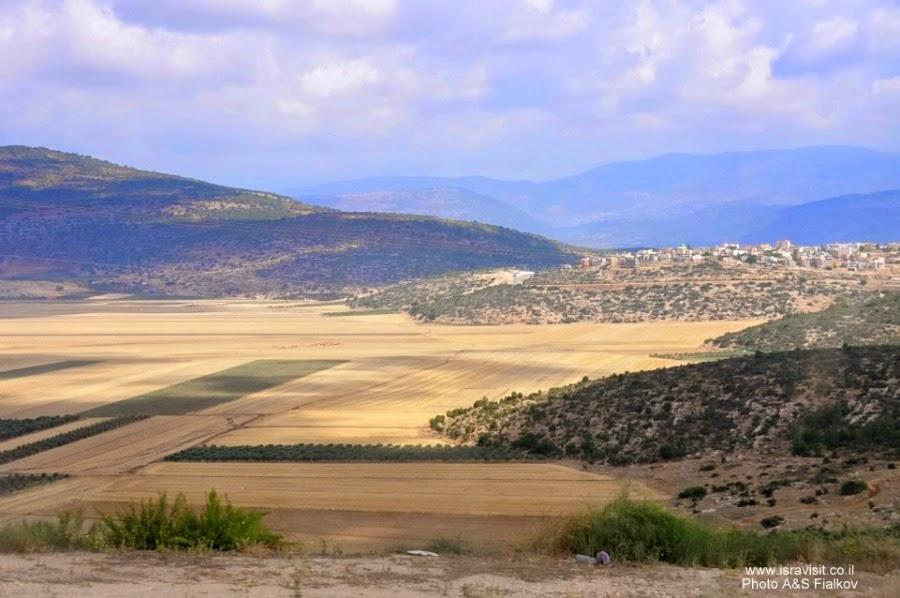 Верхняя Галилея. Экскурсия по Верхней Галилее. Гид в Галилее Светлана Фиалкова.
