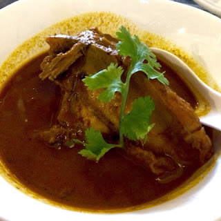 Jawi House Chicken Curry