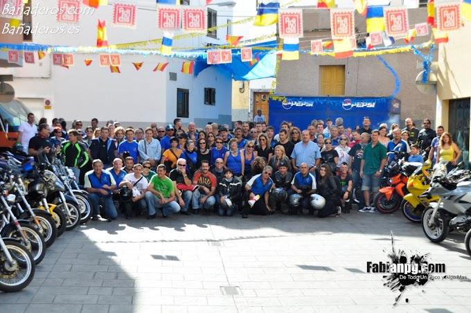 II Concentración Motera Fiestas en Honor a Santa Lucía 2011 El Puertillo