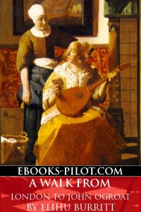 Cover of A Walk From London To John Ogroat