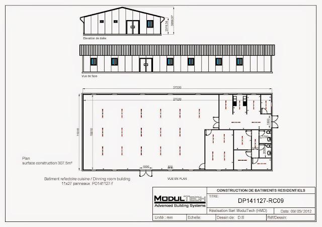 Sarlmodultech dz panneaux sandwichs structuraux intro for Construction chambre froide pdf