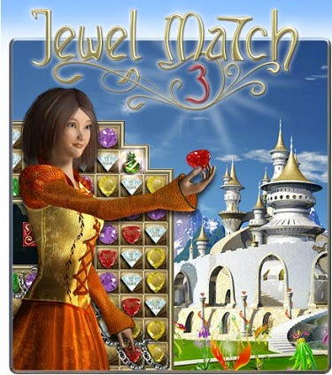 Jewel Match 3 v1.00 Full Puzzle Oyun