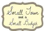 http://smalltownsmallbudget.blogspot.com/