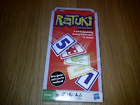 Ratuki Card Game