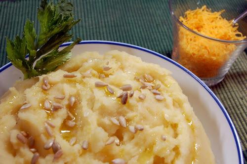 Recette Purée de panais à la mimolette
