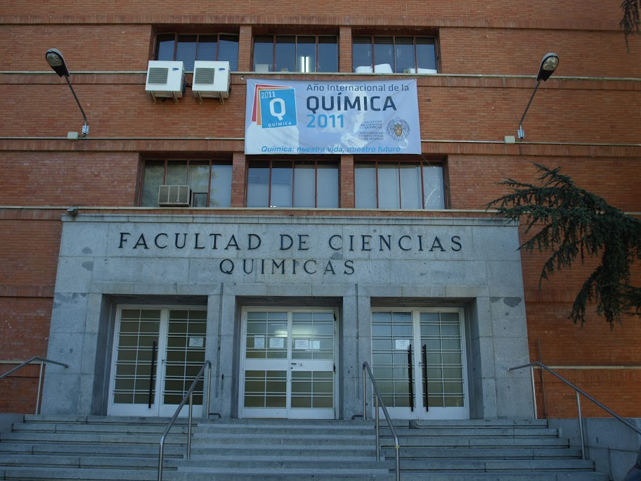 FACULTAD DE CIENCIAS QUIMICAS