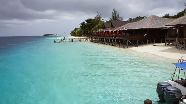 Pulau-Mataking-Island