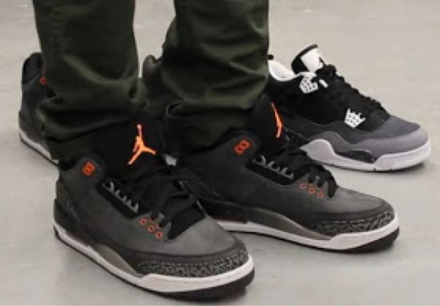 low priced f4f09 3eb1e ... What do you think of this air Jordan 3 from the fear pack On feet pics  air jordan 5 ...