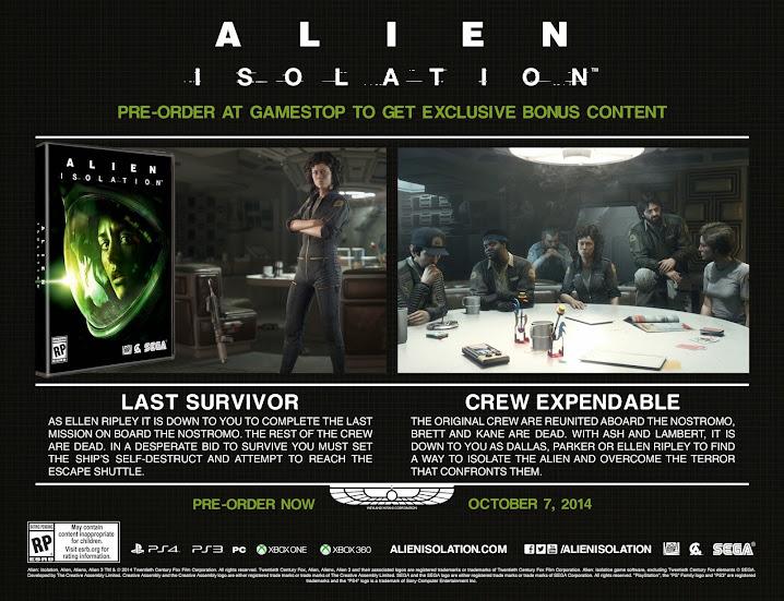 alien-ridley scott-juegos de horror-survival-space