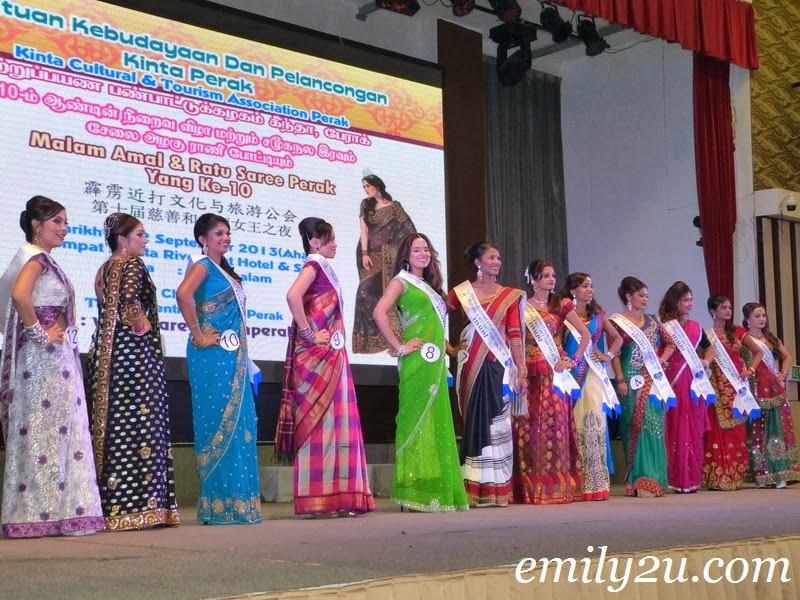 Miss Perak Saree Queen 2013