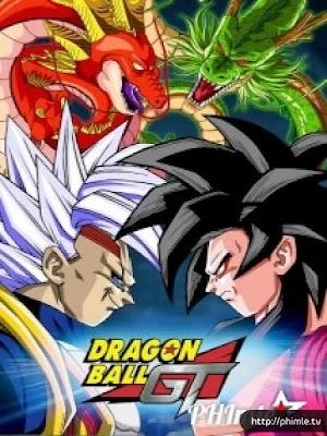 Phim Bảy viên ngọc rồng GT (Bản mở rộng) - Dragon Ball Gt (1996)