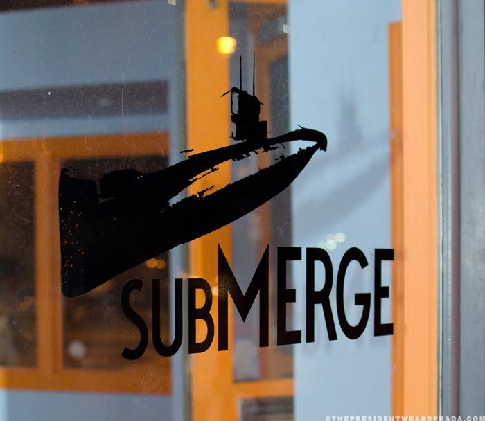 Submerge logo