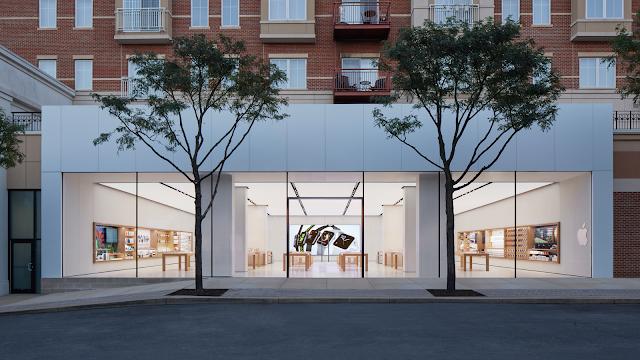 Apple Clarendon
