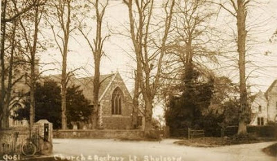 Shelford Church and the Priesthouse