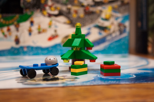 lego advent calendar dec 7