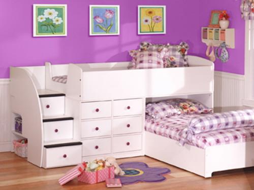 Bedroom Design Decor: Kids Bunk Beds