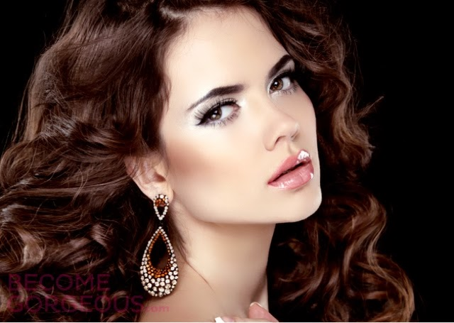 Hi fashion online!: Choosing the right earrings for your hairstyle