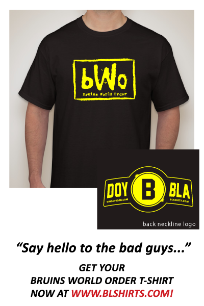 Bruins World Order, bWo