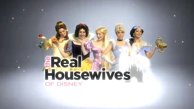 Real Housewives of Disney