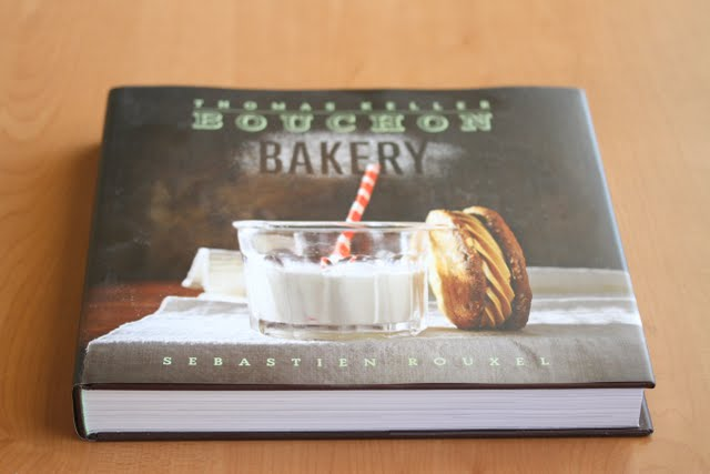 photo of the bouchon bakery cookbook