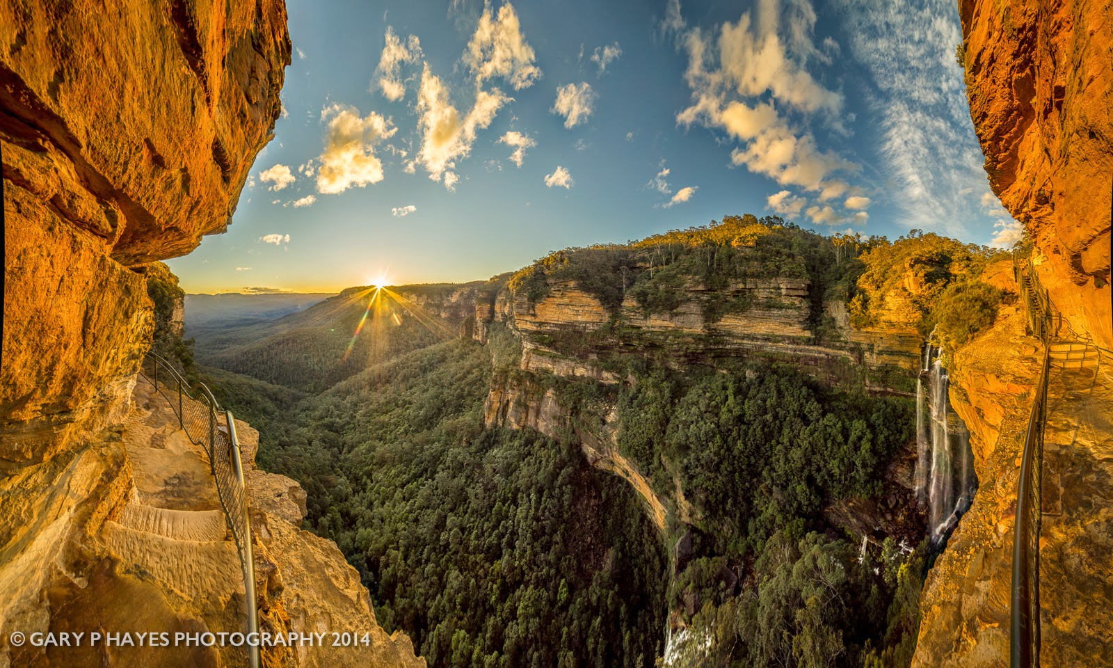 Sunday Inspirational Picture ; Blue Mountains, Australia