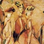 Portrait, ou Dulcinée - Marcel Duchamp
