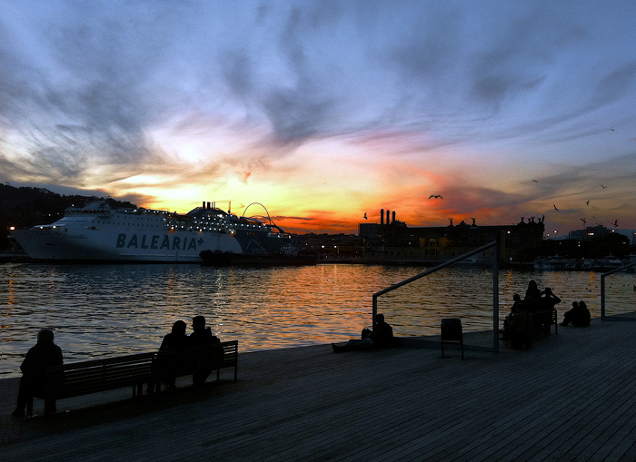 Barcelona_Port
