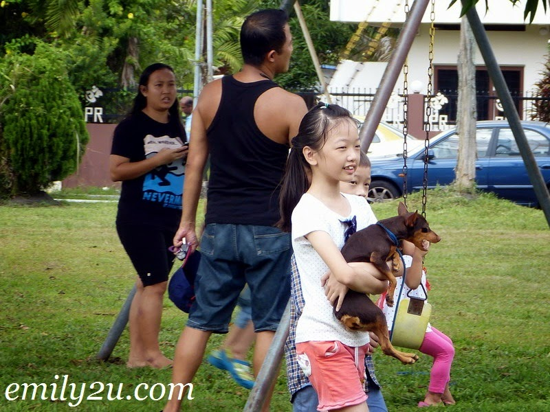 Noah's Ark Ipoh Animal Welfare World Animal Day