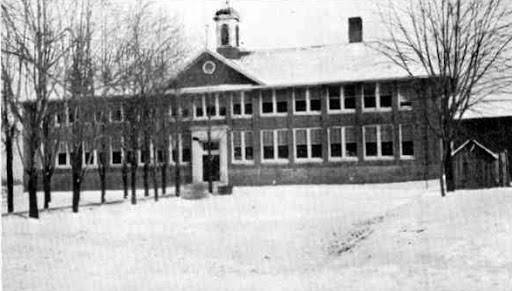 Bath, MI. Consolidated School 1927
