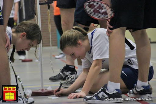 20 Jarig bestaan Badminton de Raaymeppers overloon 14-04-2013 (69).JPG
