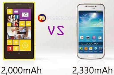 Harga Samsung galaxy S4 Zoom dan Nokia Lumia 1020