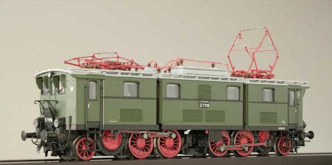 Modeli parnih lokomotiva DRG B0250N-Lv