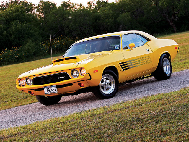 Dodge Challenger R/T 1973 : Muscle Car and Pictures | Auto ...