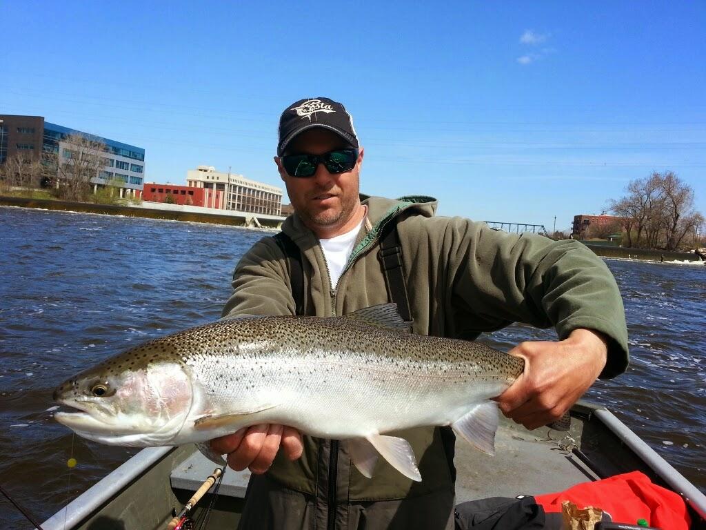 Grand Rapids Michigan Fishing Opportunities