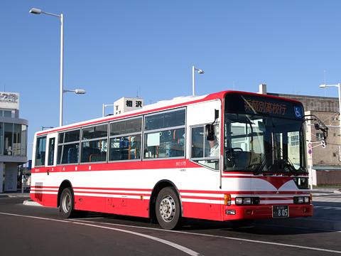 宗谷バス 天北宗谷岬線 ・805