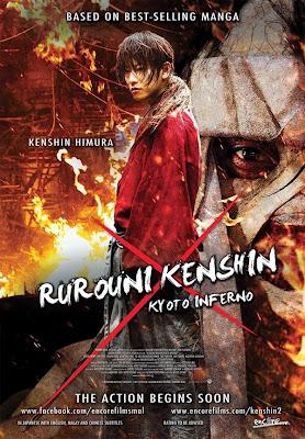 Rurouni Kenshin chính thức được công chiếu tại Việt Nam