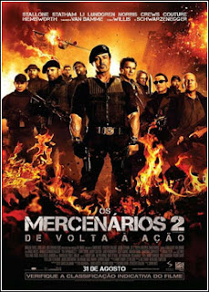 Download   Os Mercenários 2  R5 Dual Áudio