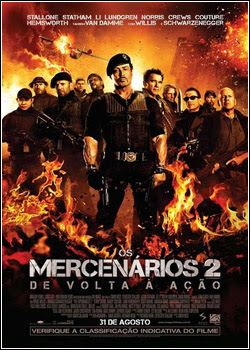 Filme Os Mercenários 2 Online