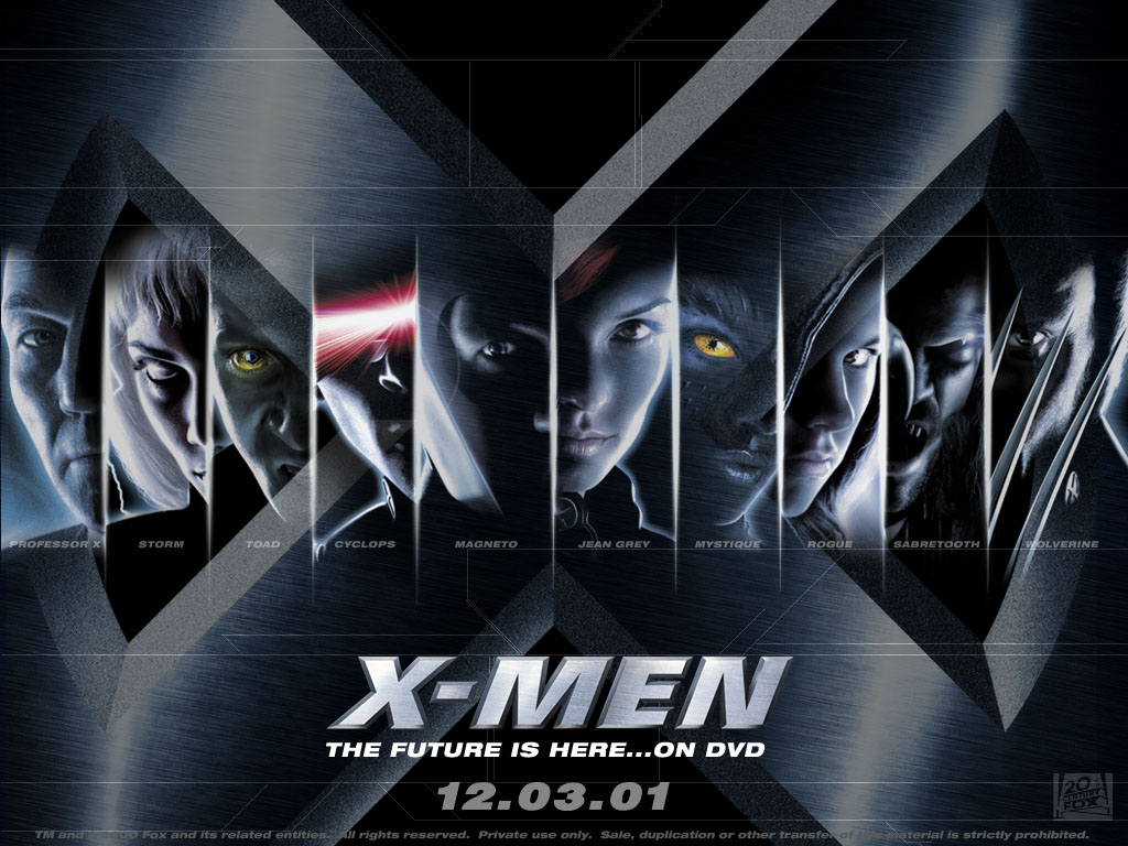X Men 10 Person Wallpaper
