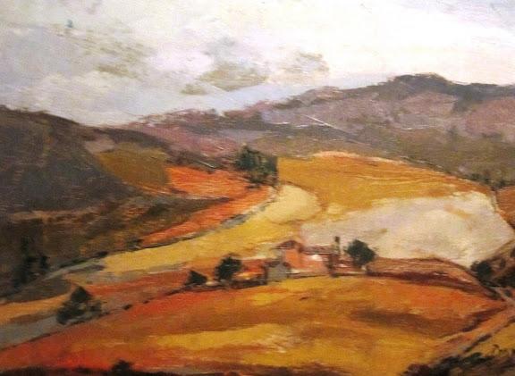 Roberto crespo joglar llastres en su paleta noticias de - Pintores en asturias ...