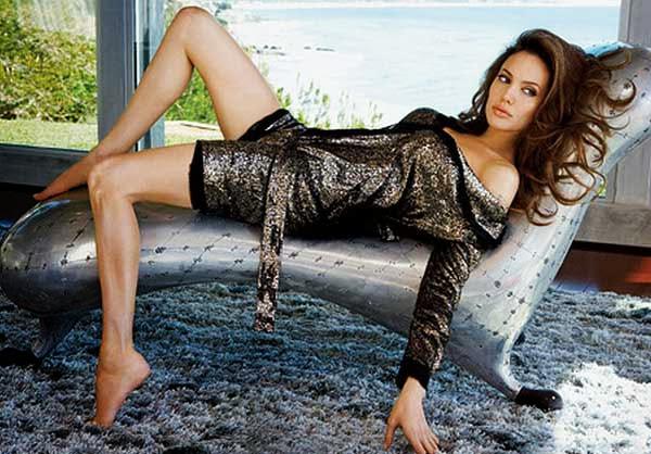 Angelina Jolie, sexy