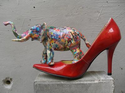 el elefante errante