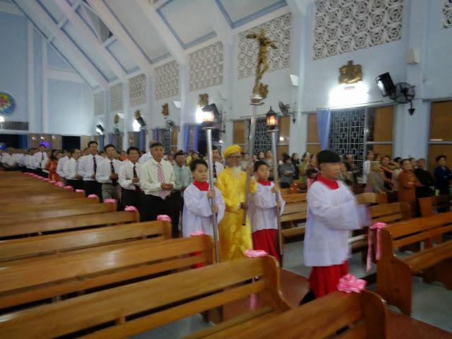 Giáo Xứ Ba Ngòi Mừng Bổn Mạng Hội Đồng Giáo Xứ.