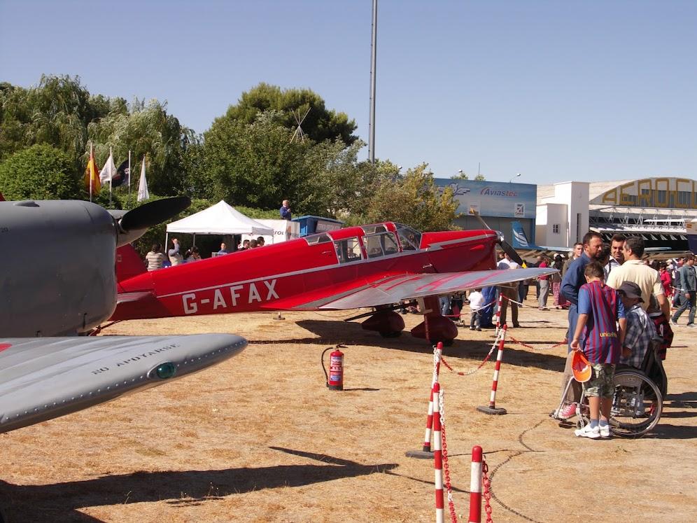 """Exhibición aerea de la Fundación """"Infante de Orleans"""". PICT0365"""