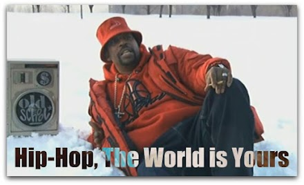 Dokumentation am Montag : Hip-Hop, The World is Yours (Film)