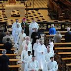 Benediktionstag Abt Raimund Schreier OPraem - Mittagshore in der Stiftskirche - 21.06.2013