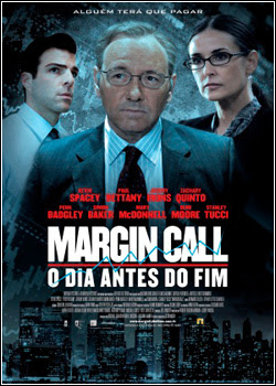Margin Call  O Dia Antes do Fim  AVI Dual Áudio + RMVB Dublado