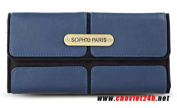 Ví thời trang Sophie Castera - DSM1487