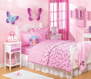 Girls Bedroom Decorating Photos